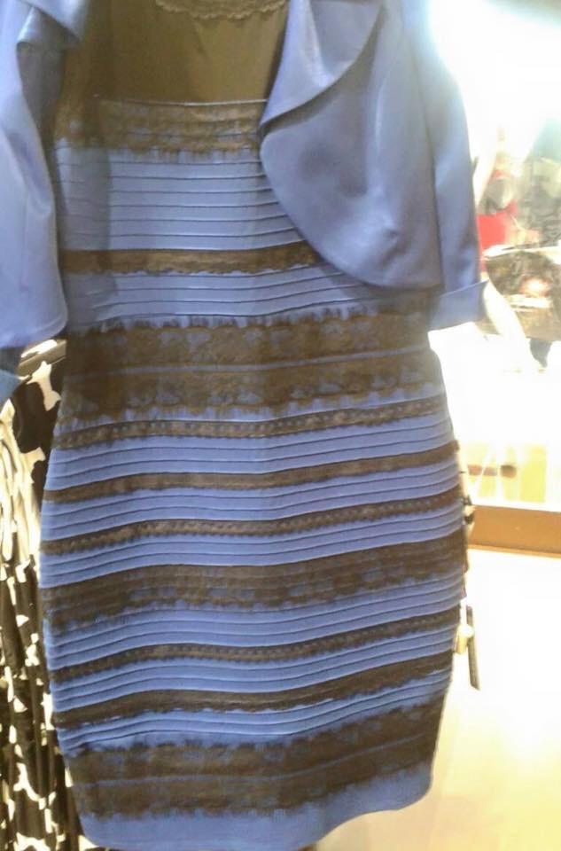 Это платье (кстати, какого оно цвета?) взорвало интернет и за считаные часы поделило мир на два лагеря.