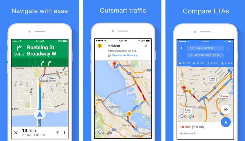 приложение гугл мапс скачать - фото 4