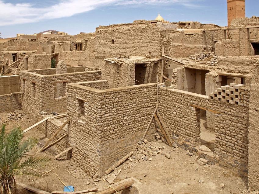 древние постройки из кирпича картинки