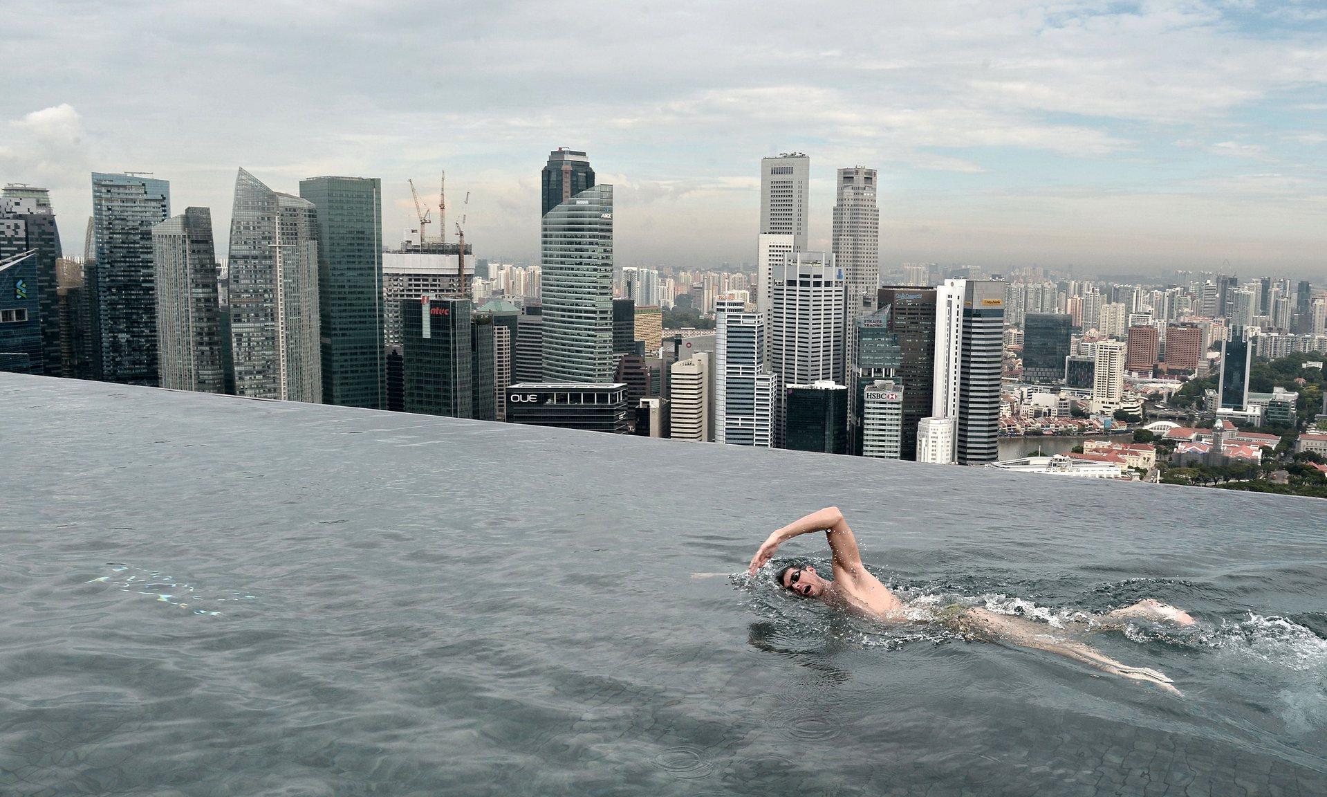 Сингапур покорил высоту