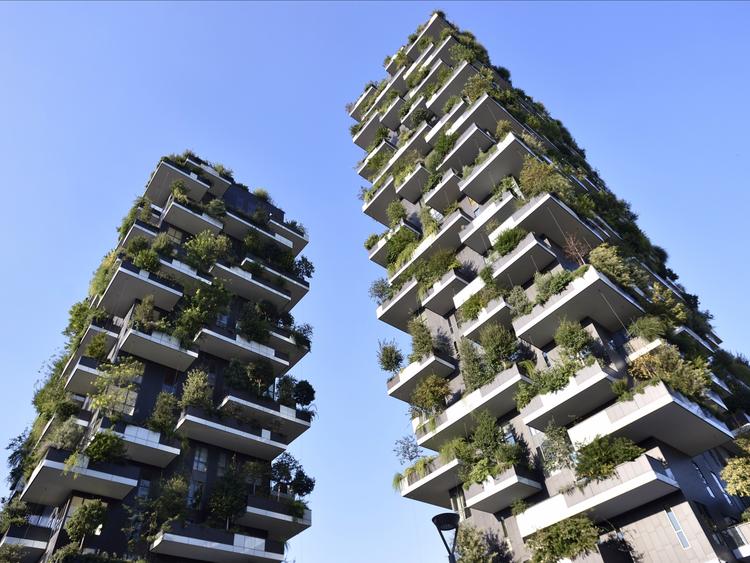 I 13 edifici moderni pi belli del mondo tecnologie for Piani di costruzione di edifici residenziali in metallo