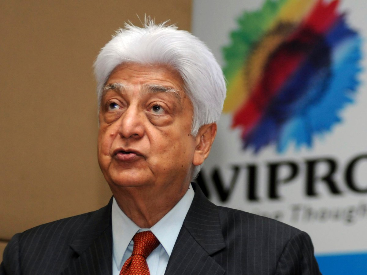 Pictures of azim premji The Asian Awards Top 100 Most Influential Asians