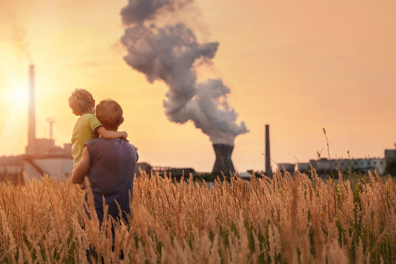 Окружающая среда и здоровье человека фото