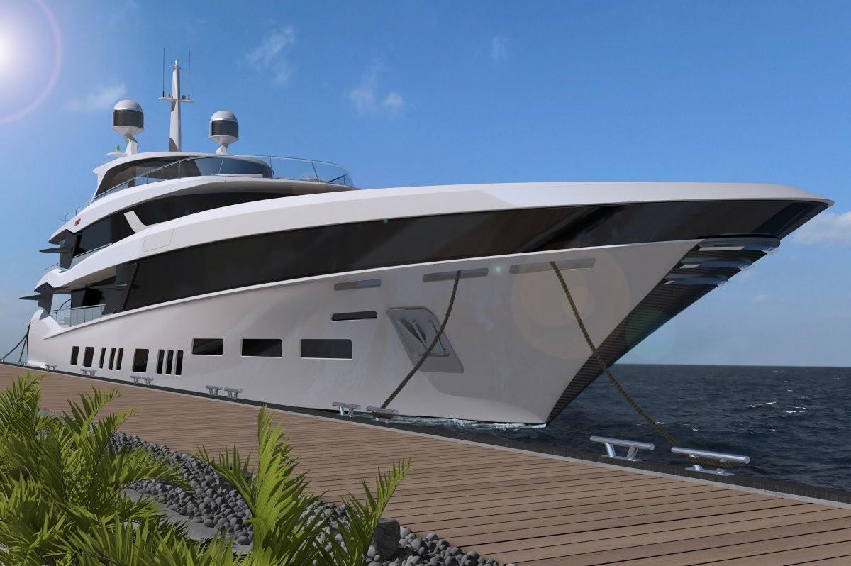 Il nuovo yacht di lusso di henrik fisher tecnologie ihodl.com